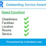 Arctic Paradise Bed and Breakfast Oustanding Swrvice Award