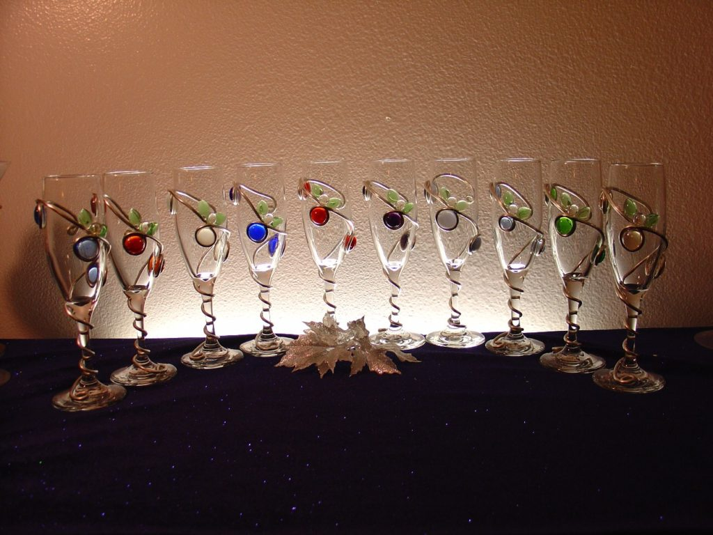 Arctic Paradise Stained Glass and Jewelry