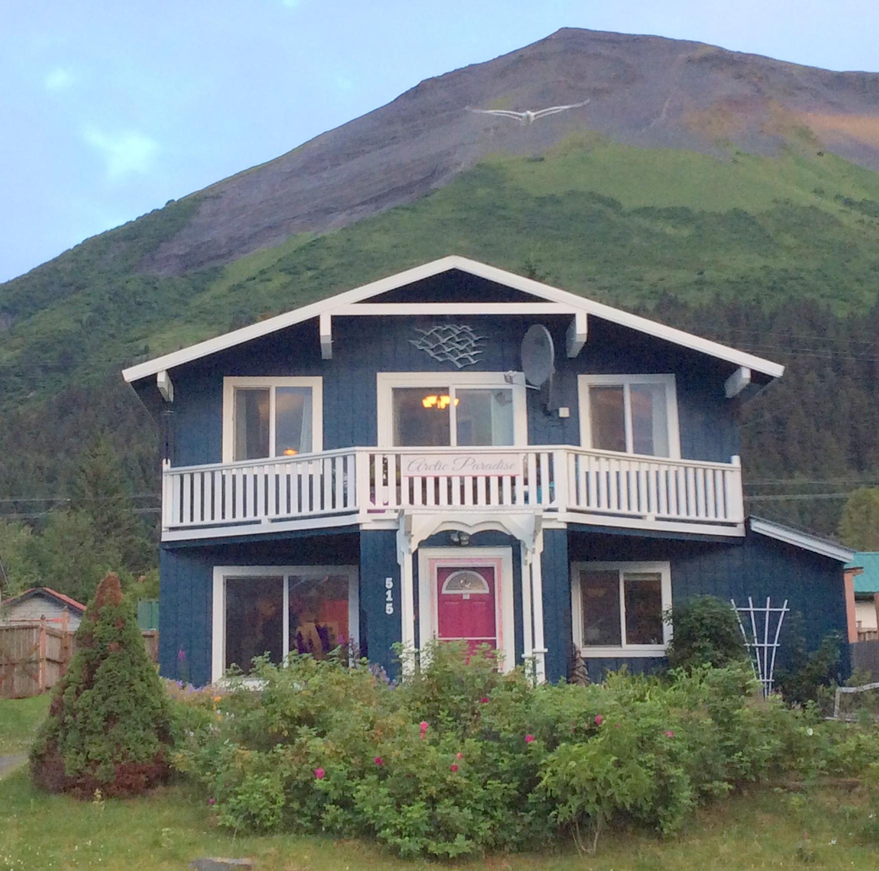 Arctic Paradise B&B, Seward AK